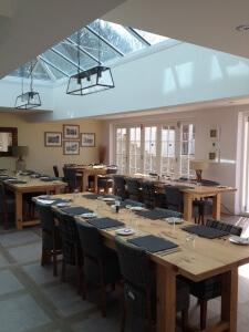 10 Orangery Dining Area